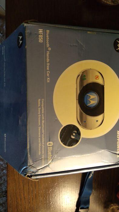Kit bluetooth Motorola HF850 Novo
