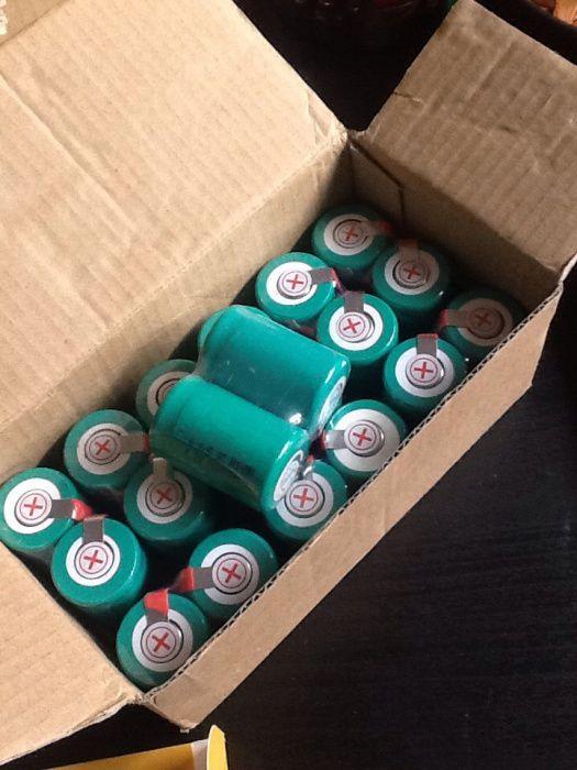 Bateria 4/5 sc ni-nh 1.2v 1600 mah
