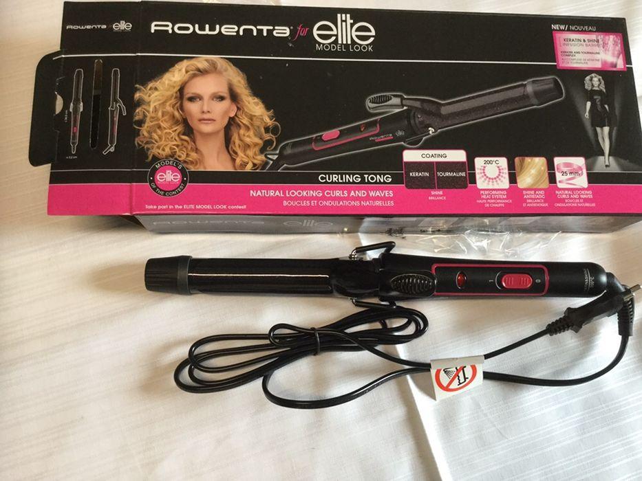 Modulador de cabelo Rowenta