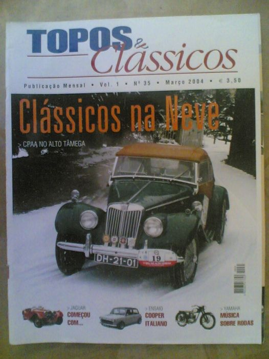 15 revistas topos e classicos nº 35 a 48 e nº 52