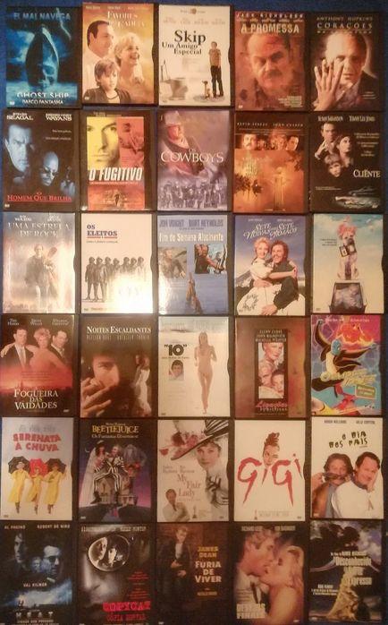 Lote 180 DVD's snap case / snapper (Lote 9) Benfica - imagem 1