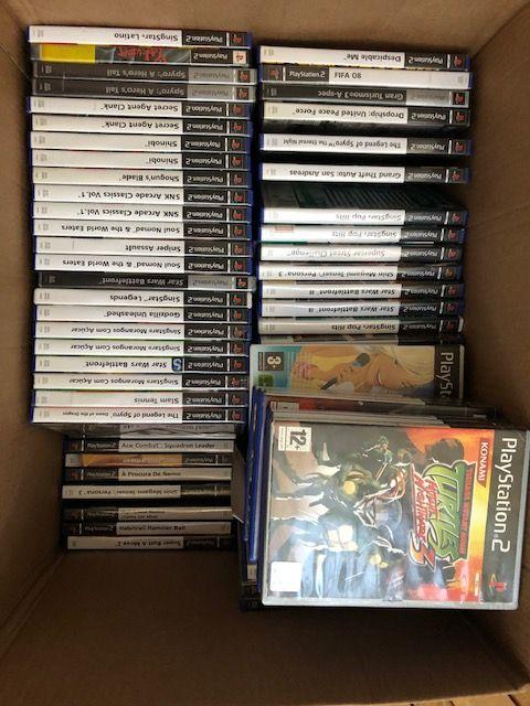 Grande Colecção Jogos PS2