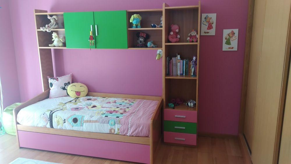 Mobília de quarto de criança