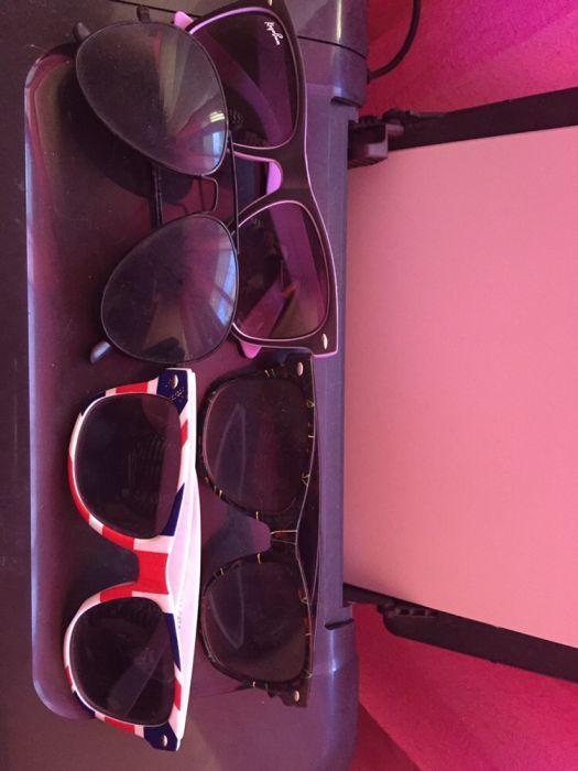 9804eaebd443d Oculos Sol - Malas e Acessórios em Mafamude E Vilar Do Paraíso - OLX ...