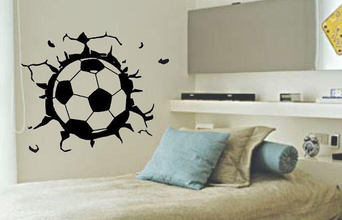 7acec39bff7d7 Autocolante Decorativo de Parede Bola Futebol Machico • OLX Portugal