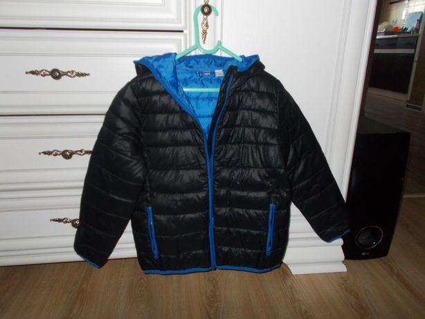 kurtka zimowa chłopieca hi tec 134cm