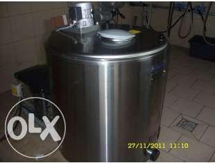 Reservatórios/Depósitos para agua Inox Novos V/Capacidades