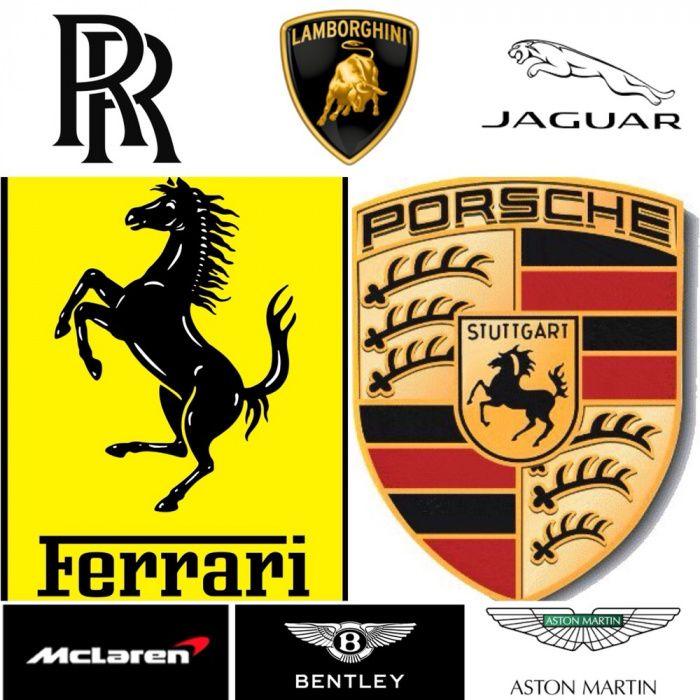 Peças Novas Originais Ferrari Porsche Lamborghini Jaguar Mclaren