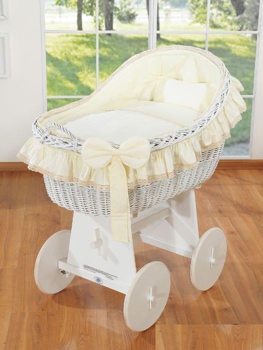 Alcofa- berço de bebé ate 9 mes, tudo incluído Oeiras - imagem 4