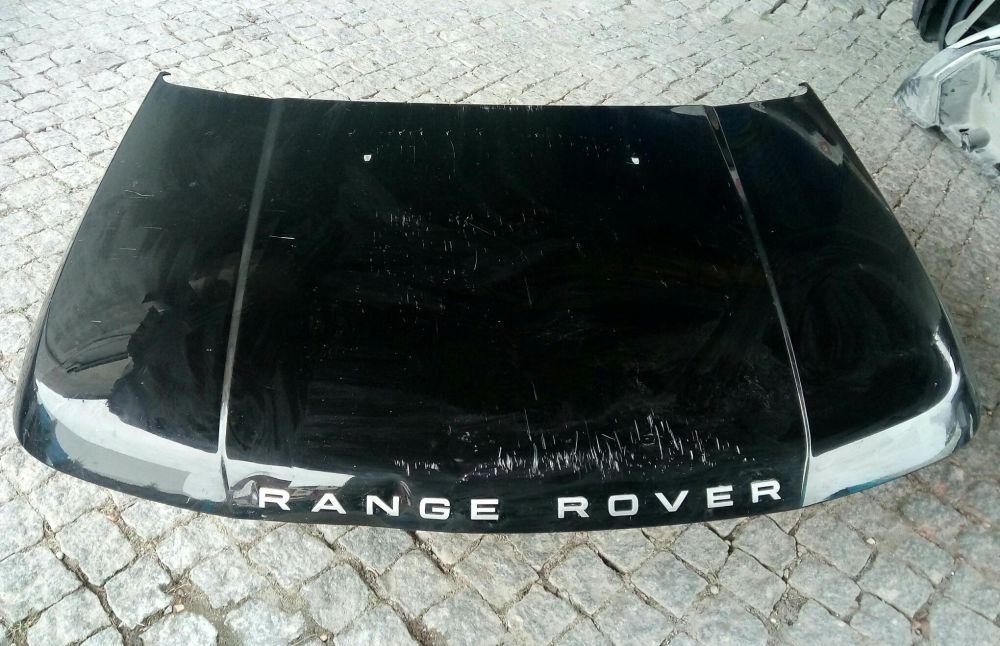 Capô Range Rover capo