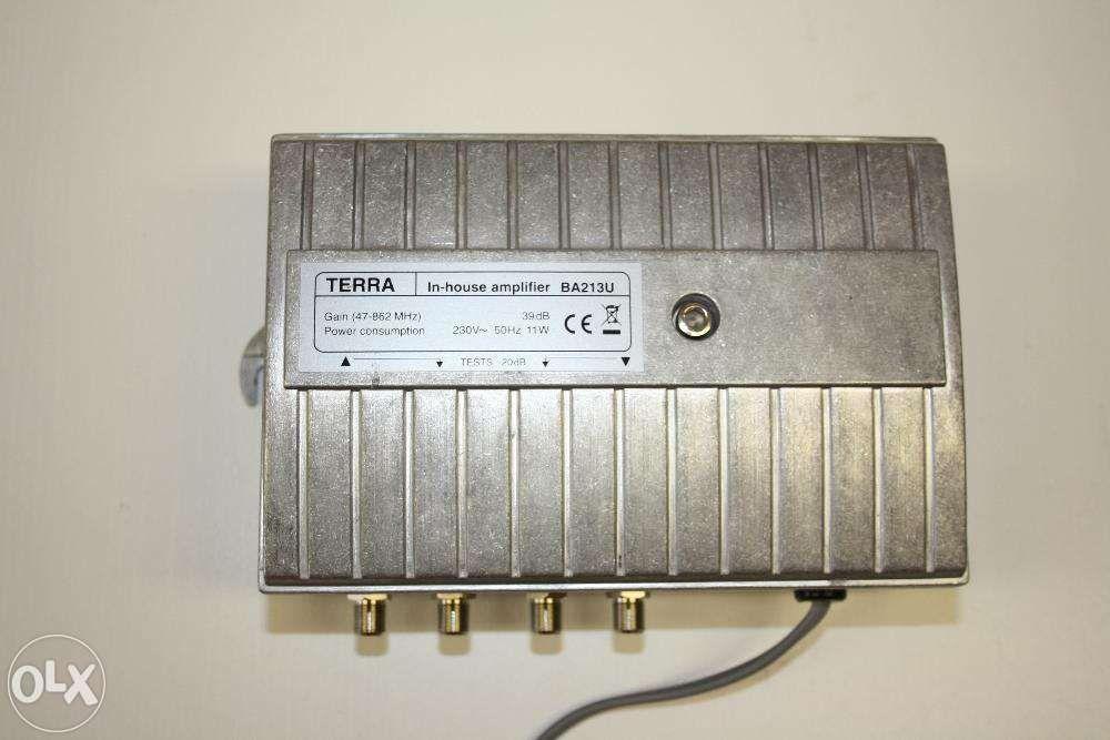 Amplificador de banda ITED