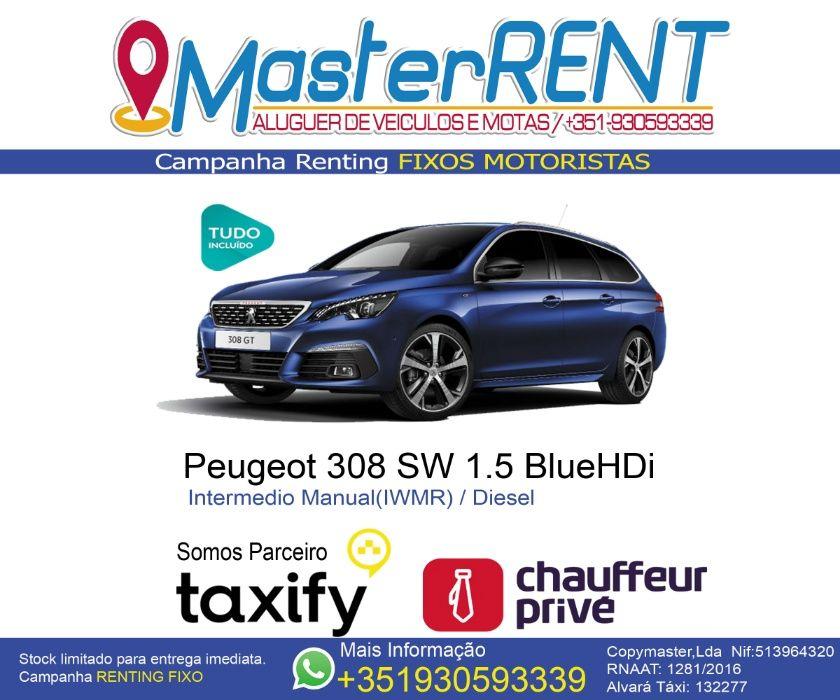 Veiculo, para Taxify, Chauffeur-prive 160€