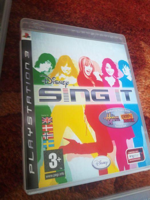 Jogo ps3 sing it