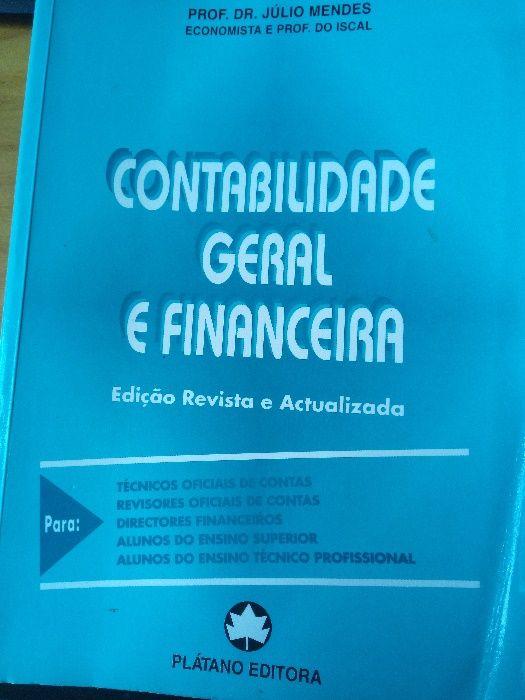 Contabilidade Geral e Financeira