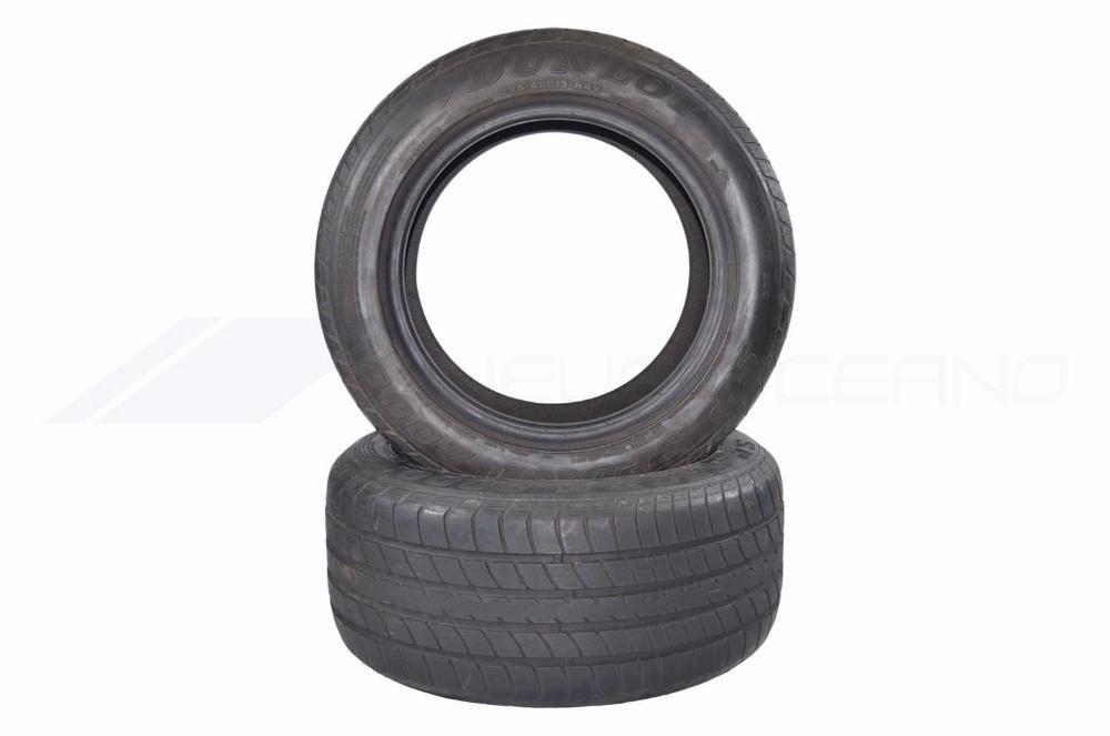 Conjunto 4 Pneus Dunlop (P421)