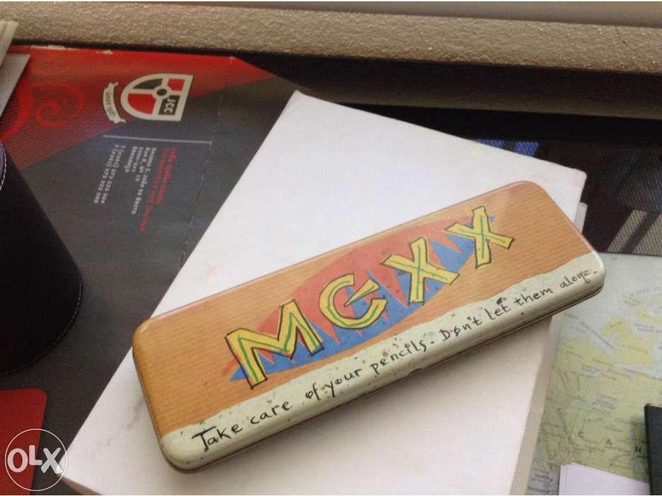 Caixa - porta lápis