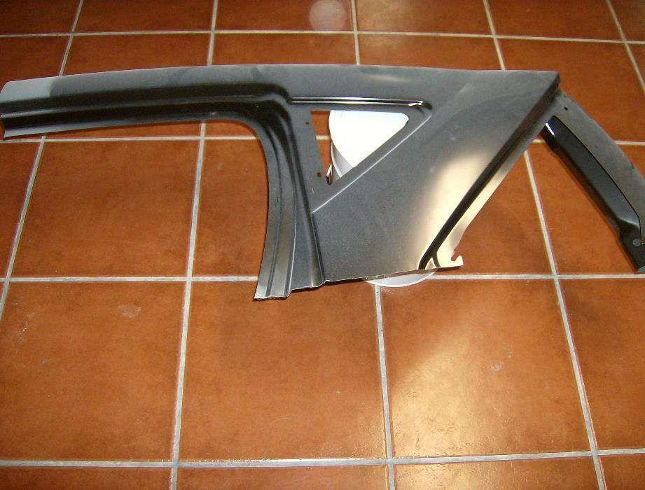 painel de tras Peugeot 207 sw