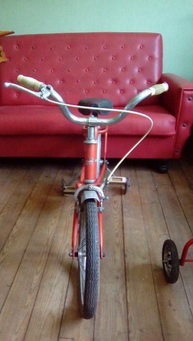 Bicicleta criança francesa Motobecane