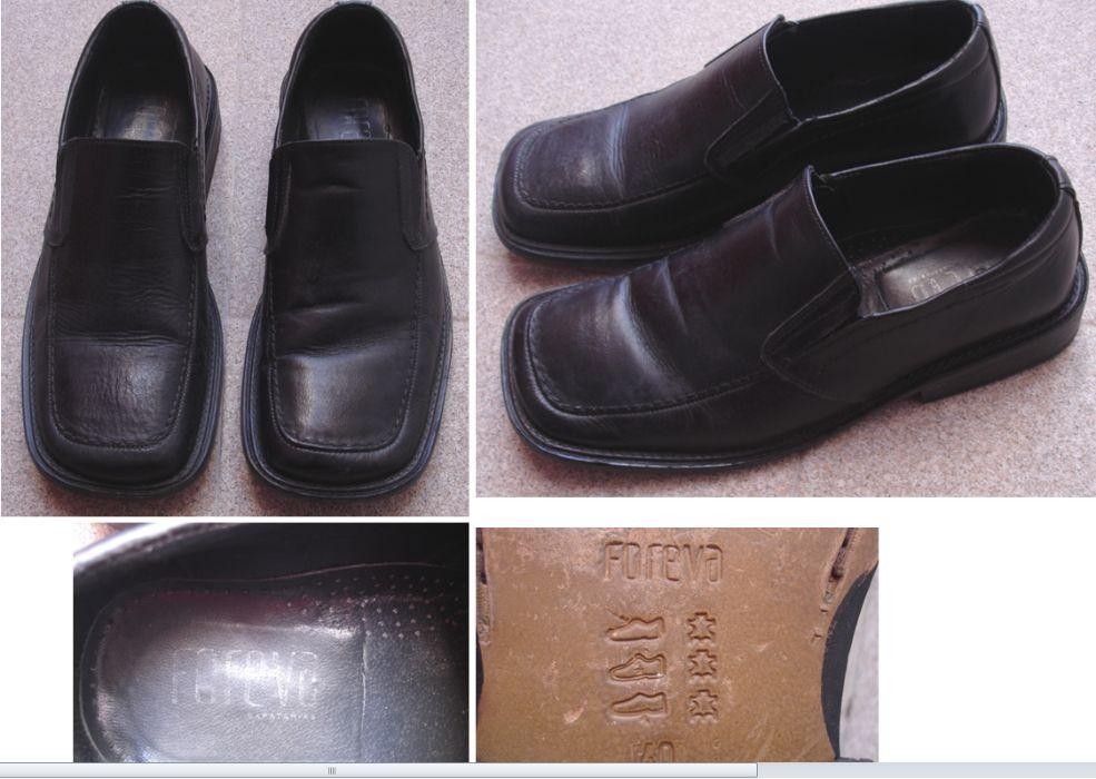 Sapatos em pele, para homem [40]