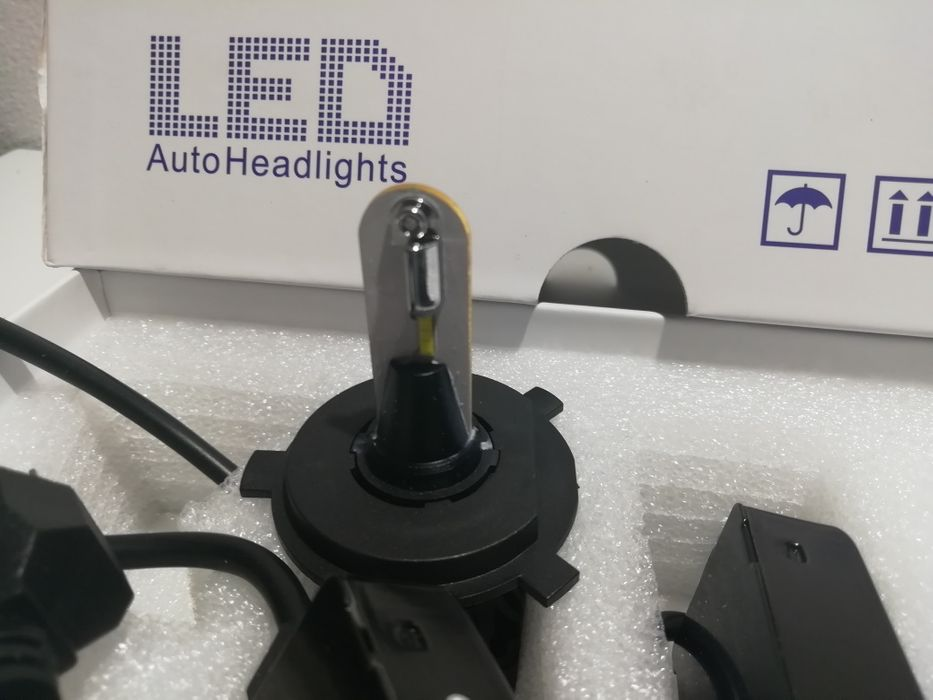 Lampadas LED H4 ref A7 SmartLED