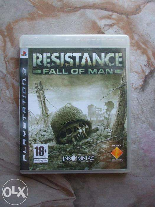 resistance ps3