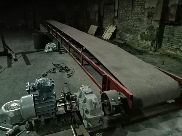 Ленточный и роликовый транспортеры транспортер для удаления стружки ленточного типа