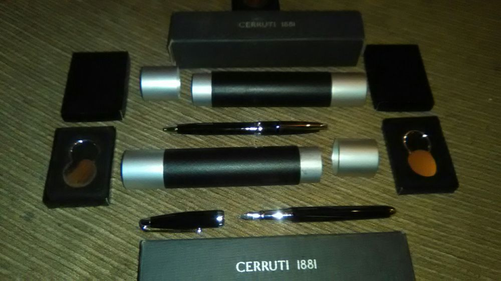d846f901bb4 Canetas CERRUTI 1881