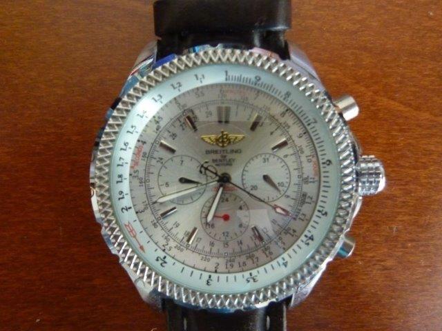 f382c275424 Relógio breitling