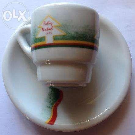Chávena Delta - Feliz Natal 1996