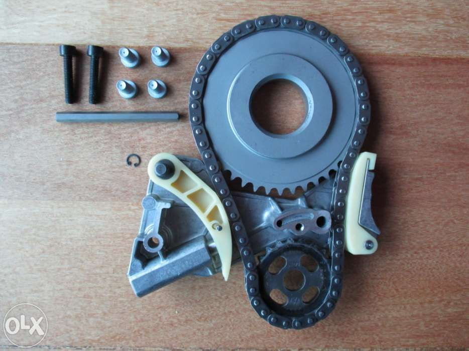Kit Bomba Óleo + Carreto primário AUDI B7 A4 A6 VW Passat 2.0 tdi