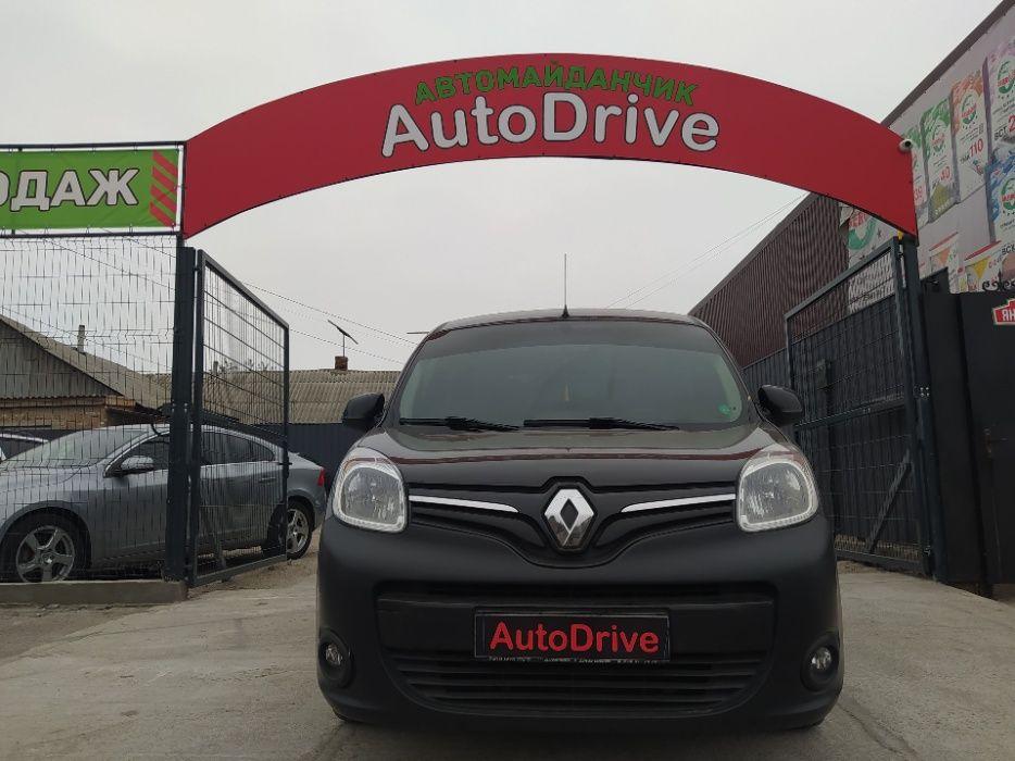 Renault Kangoo 2015 Пассажир