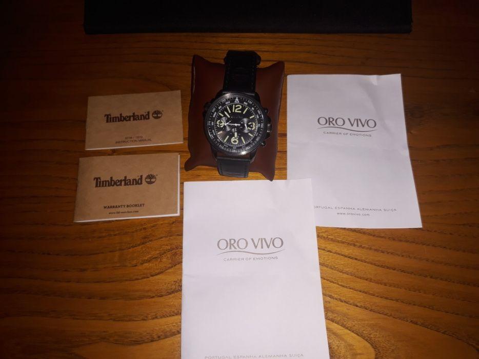 ca92c22419a Relógio Original Timberland Homem