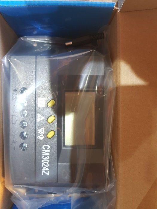 Controlador solar 10--30 amperes novos garantia 3 anos Fernão Ferro - imagem 5