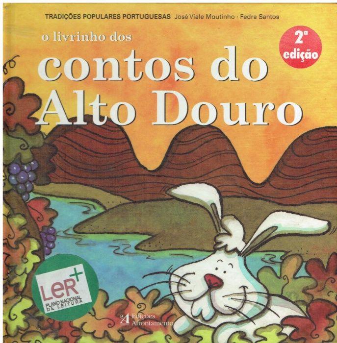 7346 O Livrinho dos Contos do Alto Douro de José Viale Moutinho