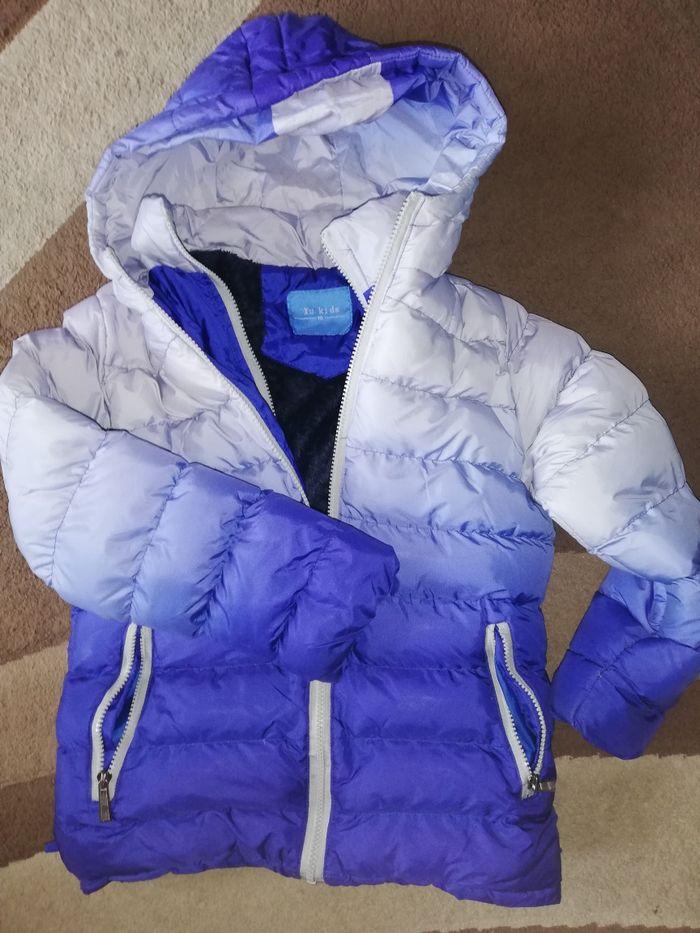 ciepła kurtka zimowa 146