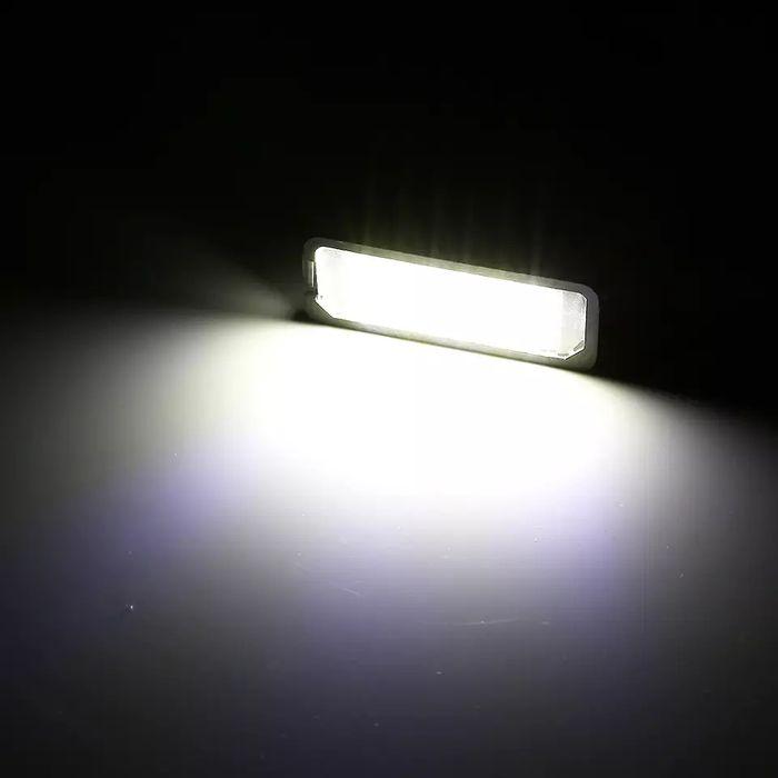 Luz de matrícula Golf 4 Golf 5 Golf 6 Passat B6 CC Polo e Scirocco