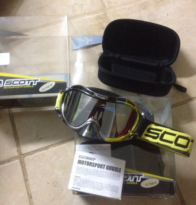 Oculos scott voltage mx