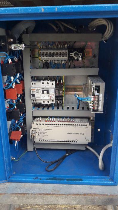 Quadro elétrico com modulos degitais