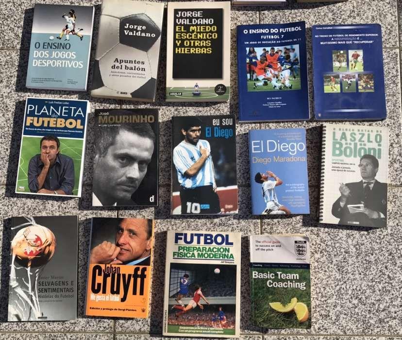 Livros diversos de desporto e não só...