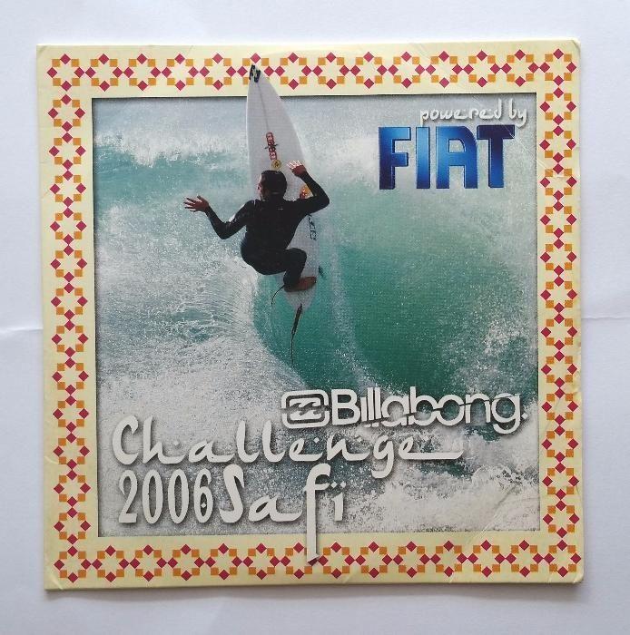 Billabong Challenge 2006 Safi Morocco - SURF DVD