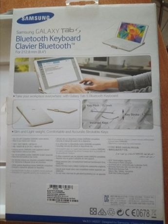 Bezprzewodowa klawiatura Samsung klawiatura tablet Samsung