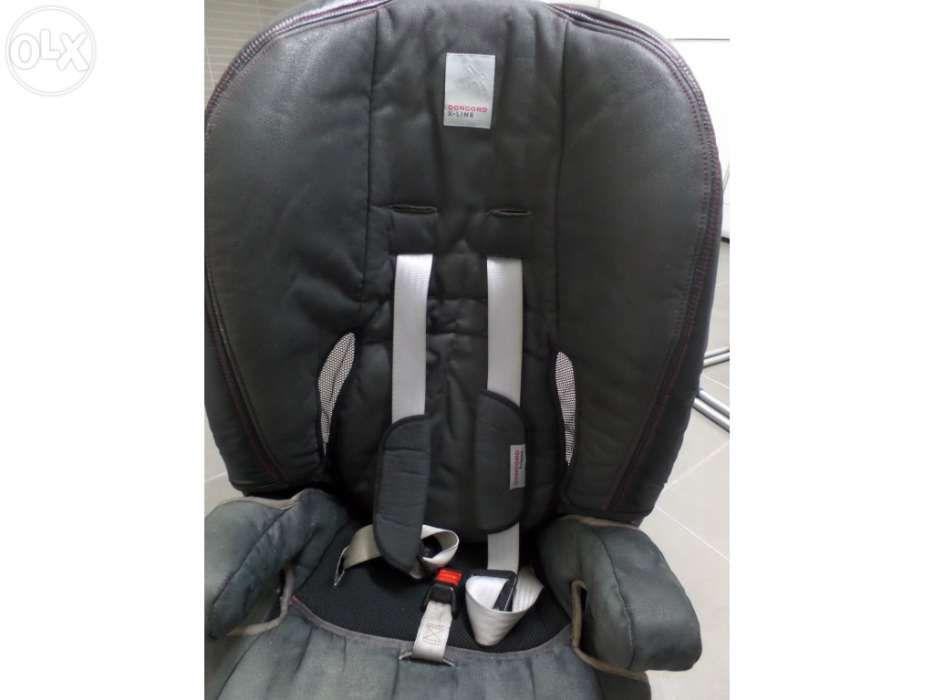 Cadeira auto Concord Trimax