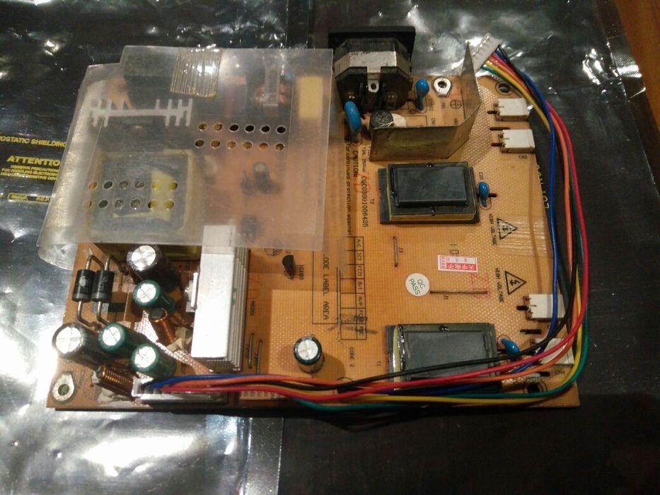 Placa de potência IP190421 rev02
