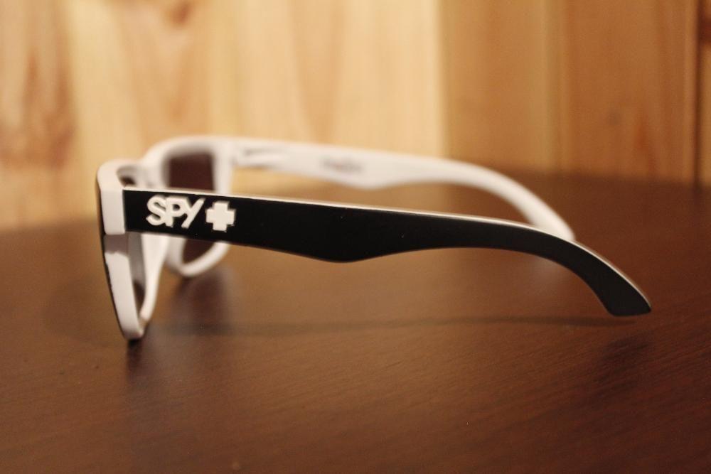 46a605632 Oculos de sol SPY Ken Block - Preto/Branco (NOVO) Corroios • OLX ...