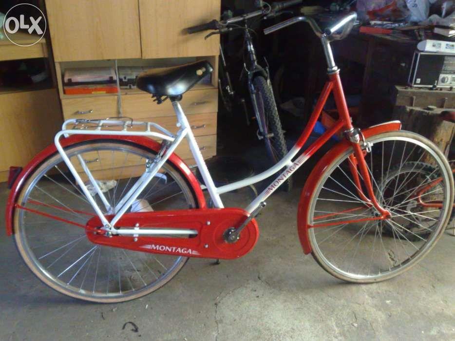 Vendo bicicleta antiga roda