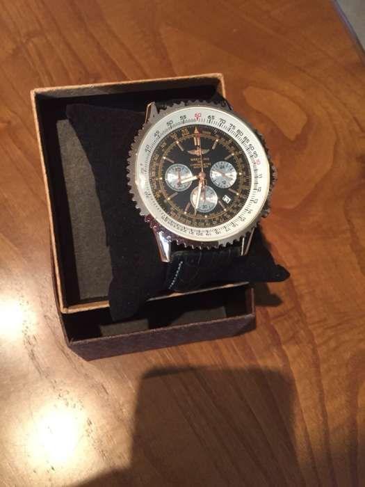 4266047083d Relógio Breitling - Valongo - Relógio Brietling movimento Quartz