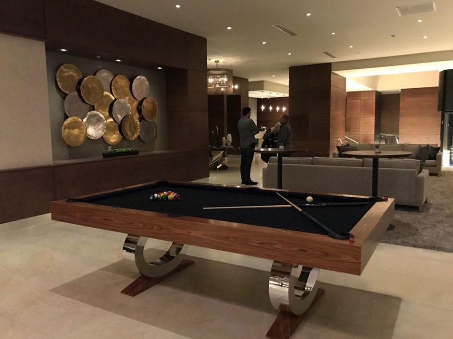 Bilhares Europa fabricante novo modelo One luxury Cascais E Estoril - imagem 3