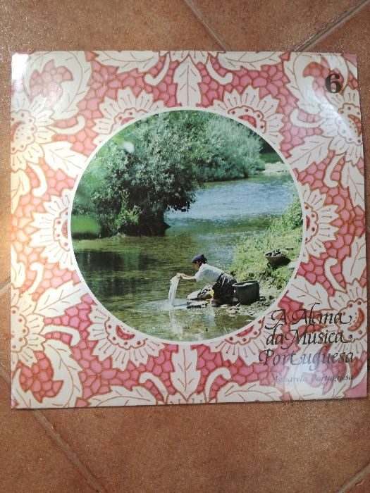 A alma da música portuguesa VINIL
