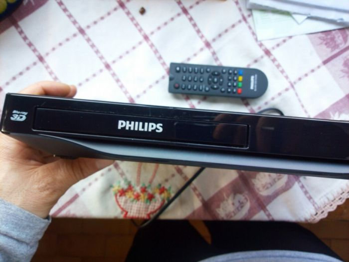 Philips BDP-2982, 3D Blu-Rey, DVD
