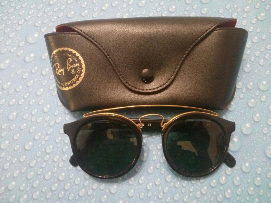 Óculos de sol Rayban Gatsby 4 originais vintage 60e82747a2
